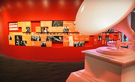 2 Adult Admissions - GRAMMY Museum in Los Angeles