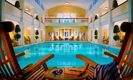 2-Night Stay for Two Adults in a Deluxe Room, Valid SundayFriday - Omni Bedford Springs Resort in Bedford
