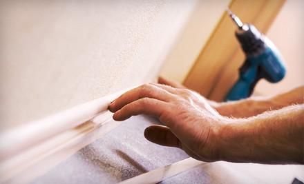 1 Hour of Handyman Services (a $125 value) - Jack(&Jill!)OfAllTrades, Inc. in