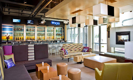 1-Night Stay for Up to Five in a Standard Room, Thursday- Sunday - Aloft Dulles Airport North in Ashburn