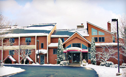 2-Night Stay for Two in a Superior Queen Room, Valid for Check In SundayWednesday (a $218 value) - Mendon Mountainview Lodge in Killington