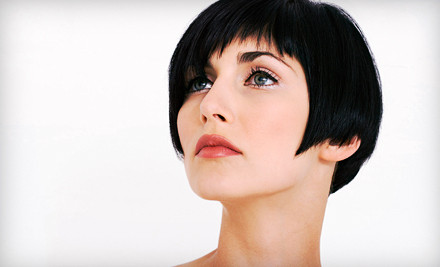Haircut, Shampoo, Blow-Dry, and Spray-In Conditioning Treatment - Indra Salon and City Spa in Andover