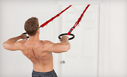 Groupon Goods - I.M. Rings Suspension Training System in
