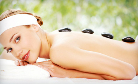 One 1-Hour Hot-Stone Massage (a $70 Value) - Hot Stones Body Therapy in San Antonio