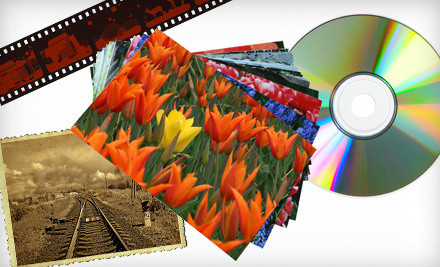 Three Video-to-DVD Conversions (an $89 value) - Custom Photo and Framing in Middletown
