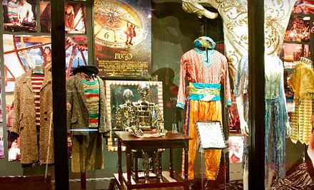 4 Museum Admissions for Adults or Kids - The Hollywood Museum in Hollywood
