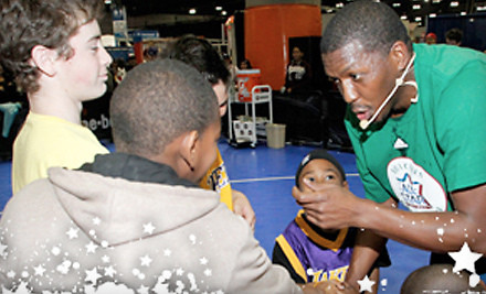 NBA All-Star Jam Session at the Orange County Convention Center on 2/23, 2/24, or 2/26: General Admission - NBA All-Star Jam Session in Orlando