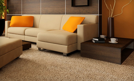 3-Room Carpet Cleaning (a $229.95 value) - Omega Carpet & Janitorial Services in