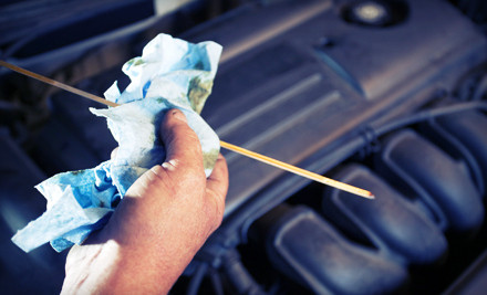 Oil Change and Inspection (a $36 value) - Alan Cox Automotive in Marietta