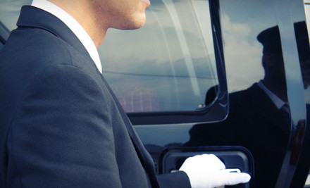 Three Hours of Cadillac Escalade Chauffeur Service for Up to Seven, Valid Mon.-Thurs. (a $285 value) - Limousine Events in