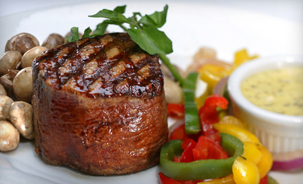 Meal for Two - Shula's Steak House at the Alexander Hotel in Miami Beach