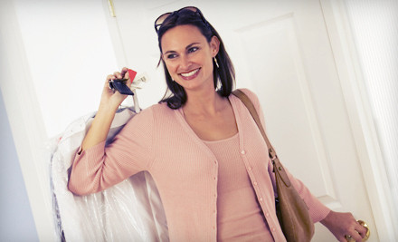 $25 Groupon for Dry Cleaning  - Holiday Dry Cleaners in Charlotte