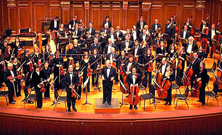 Boston Civic Symphony at Jordan Hall at the New England Conservatory on Sun., March 4 at 2PM: Section A - Boston Civic Symphony in Boston
