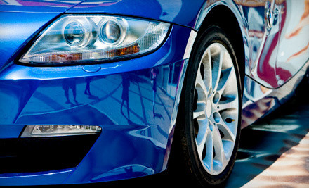 Full Detail and Interior Steam Clean for a Sedan (a $195 value) - Autodentz in Bethesda