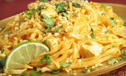 Thai Takeout Dinner for 2 - Siam Express in Philadelphia