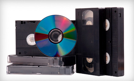 5 Videotape-to-DVD Transfers - King Tapes in Mesa