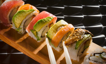 $20 Groupon to Taka's Sushi - Taka's Sushi in Fair Oaks