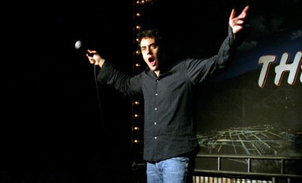 Orny Adams at Levity Live Comedy Club on Fri., Mar. 2 at 8PM: General Admission - Orny Adams in West Nyack