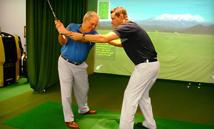 1-Hour Private Swing Evaluation and Digital Recording of Lesson (a $75 value) - Edwin Watts Golf Academy in Boca Raton