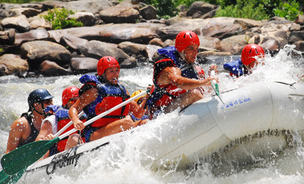 Any Rafting Trip During This Season for 6 Passengers Plus a 14-Photo CD (a $294 value) - High Country Adventures in Ocoee