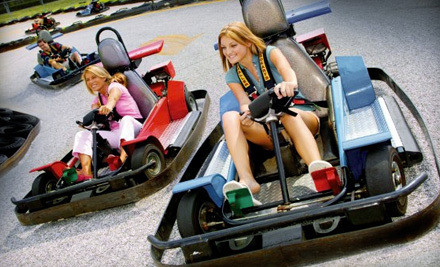 Two 4-Hour Unlimited-Attraction Passes (a $49.98 value) - Boomers! Livermore in Livermore