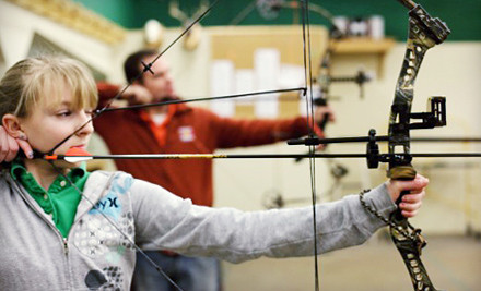 Archery Experience for Two (a $48 value) - Average Joe's Archery in Coon Rapids