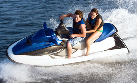 1-Hour Jet-Ski Rental for up to 2 Riders - Dennis and Provincetown Parasail and Jet Ski  in East Dennis