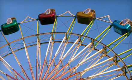 1-Person Carnival Package - Christiansen Amusements in San Diego