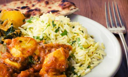 $40 Groupon to Urban Indian Restaurant - Urban India Restaurant in Chicago