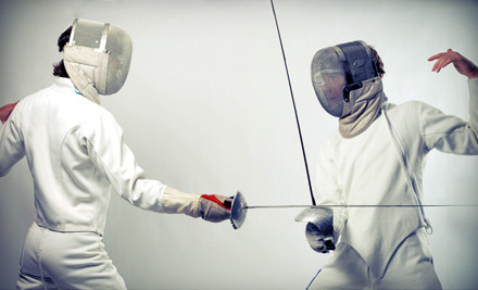 Three 90-Minute Introduction to Fencing Classes - Red Rock Fencing Center in Las Vegas