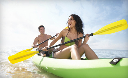 1-Hour Standup-Paddleboard Lesson (a $40 value) - All Wet Sports in Jacksonville