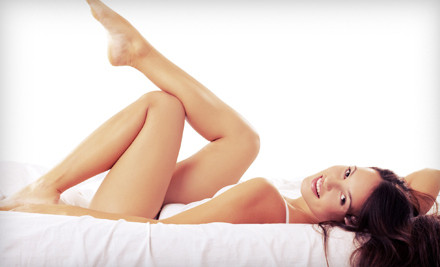 6 Laser Hair-Removal Treatments on a Small Area - Valley Cosmetic Laser Center in Huntingdon Valley