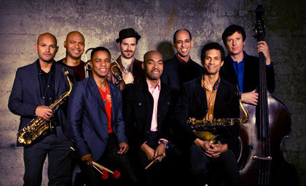 SFJazz Collective's The Music of Stevie Wonder on Thurs., March 8 at 8PM: Mezzanine Seating for 1  - SFJazz Collective's The Music of Stevie Wonder in Rahway