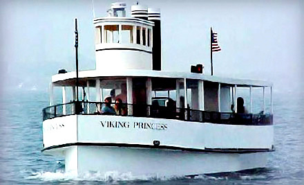 Two Tickets to a 90-Minute Sunset Cruise (a $54 value) - Viking Princess Cruises in Provincetown