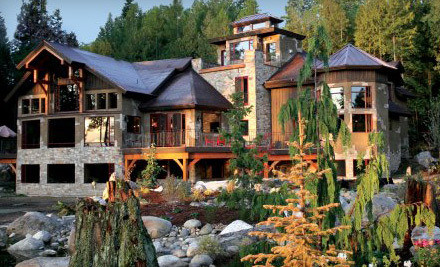 2-Night Stay for Two in the Rio or Selkirk Room - Talus Rock Retreat in Sandpoint
