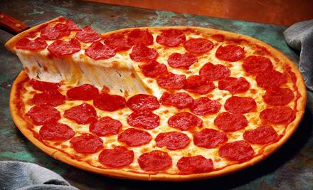 $30 Groupon to Uncle Vito's NY Pizza - Uncle Vito's NY Pizza in Marietta
