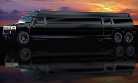 2.5 Hours of Mac Daddy Limo Use (a $750 value)  - Tactical Assistance in