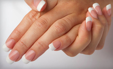 Spa Mani-Pedi (a $45 total value) - Cosmotech School of Cosmetology in Westbrook