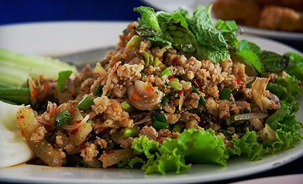 $25 Groupon to Weera Thai Restaurant - Weera Thai Restaurant in Las Vegas