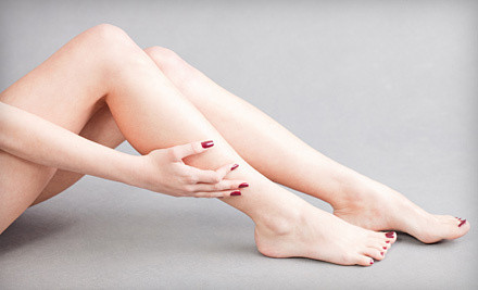 30-Minute Sclerotherapy Treatment and an Initial Screening (a $150 value) - The Vein Treatment Center in Houston