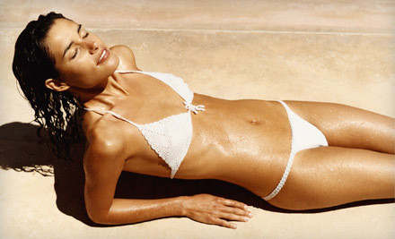 1 Custom Airbrush Tan (up to a $49 value) - Coco Tan in Irving
