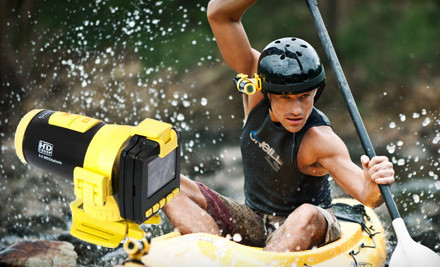 Groupon Goods - All Terrain Video Action Camera in