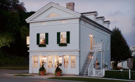 One-Night Stay for Two in a Two-Story Suite, Valid MondayThursday  - The Rochester Inn in Sheboygan Falls