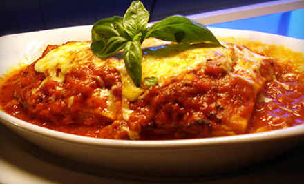 $25 Groupon for Greek and Italian Dinner Fare for 2 or More  - The Olive Tree Restaurant in Lithia Springs