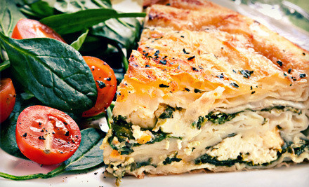 $25 Groupon for 2 or More - Greco Roman in West Norriton
