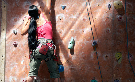 Introductory Climbing Package - Vertical Dreams in Manchester