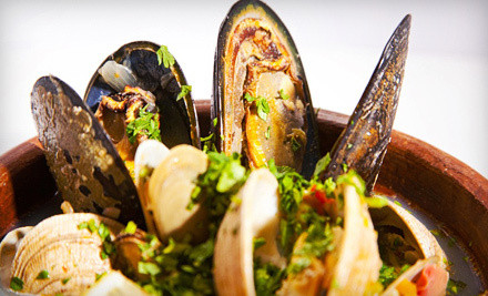 $30 Groupon to Amore Ristorante & 109 Lounge - Amore Ristorante & 109 Lounge in Crown Point