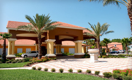 2-Night Stay for Six in a 2-Bedroom Condo - Florida Deluxe Villas in Kissimmee