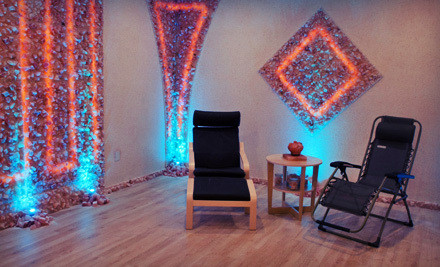 1 Salt-Room Therapy Session (a $45 value) - Salt Room Millenia in Orlando