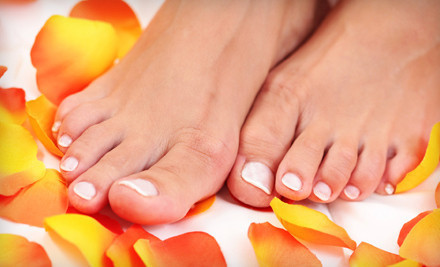 Consultation and 30-Minute Q-Clear Laser Nail-Fungus Removal Treatment for 1 Foot (a $495 value) - Podiatry Group of Georgia in Marietta